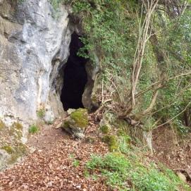 A Gt Doward cave