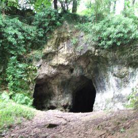 King Arthur's Cave