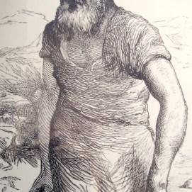 Old Jemmy. Last cave dweller