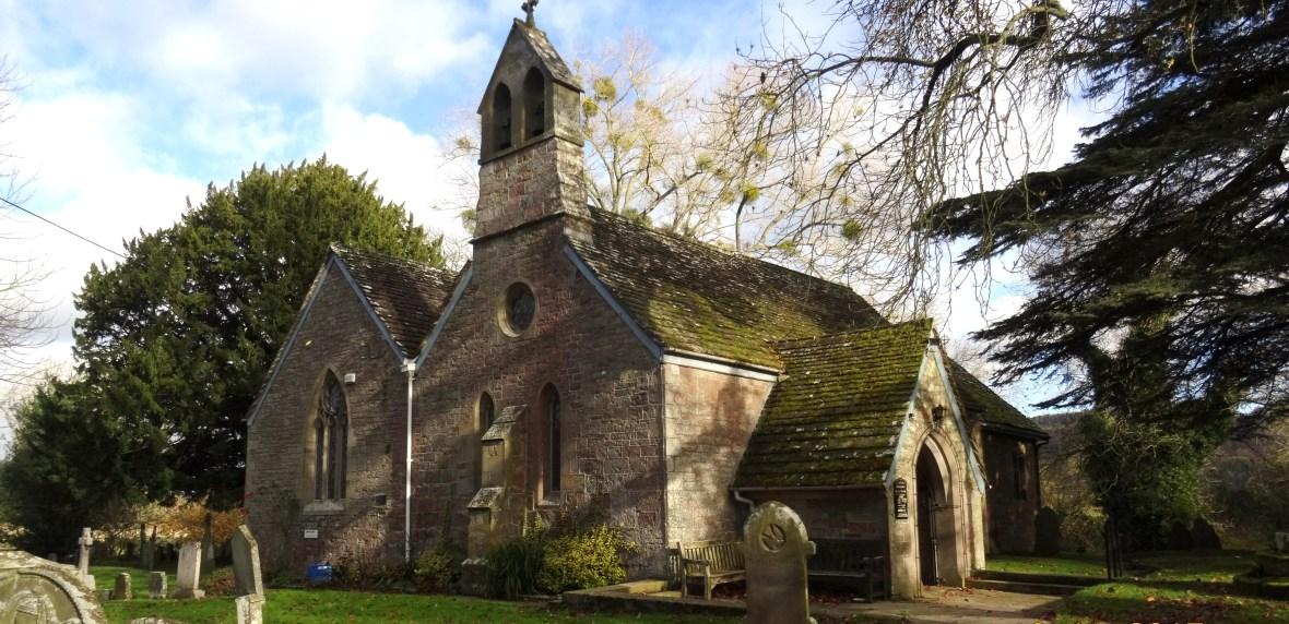 Whitchurch Church .