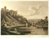 An 18th century artist's impression of New Wier