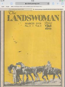 Landswoman