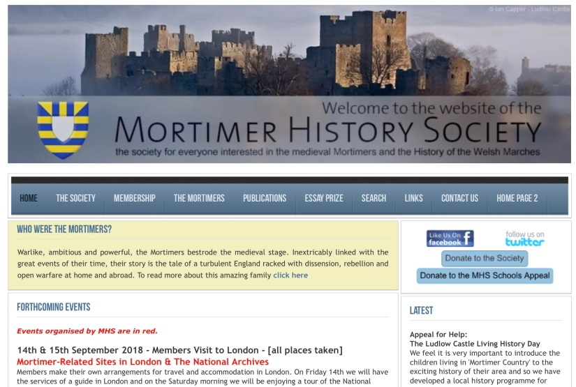 The Mortimer Society.